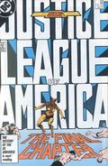 Justice League of America (1960 1st Series) 261