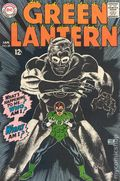 Green Lantern (1960-1988 1st Series DC) 58