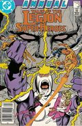 Legion of Super-Heroes (1980 2nd Series) Annual 5