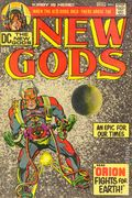 New Gods (1971 1st Series) 1