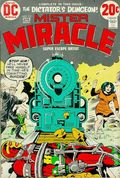 Mister Miracle (1971 1st Series) 13