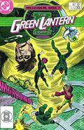 Green Lantern (1960-1988 1st Series DC) 221