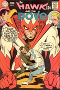 Hawk and Dove (1968 1st Series) 2