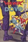 Hawk and Dove (1968 1st Series) 4