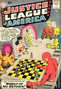 Justice League of America (1960 1st Series) 1