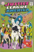 Justice League of America (1960 1st Series) 54