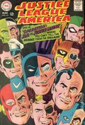 Justice League of America (1960 1st Series) 61