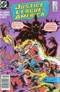 Justice League of America (1960 1st Series) 252