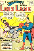 Superman's Girlfriend Lois Lane (1958) 39