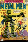 Metal Men (1963 1st Series) 9