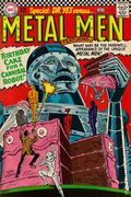Metal Men (1963 1st Series) 20