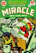 Mister Miracle (1971 1st Series) 17