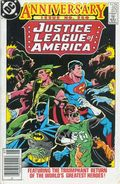 Justice League of America (1960 1st Series) 250