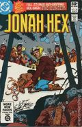 Jonah Hex (1977 1st Series) 50