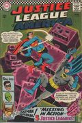 Justice League of America (1960 1st Series) 52