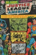 Justice League of America (1960 1st Series) 58