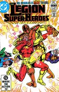 Legion of Super-Heroes (1980 2nd Series) 286