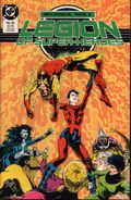 Legion of Super-Heroes (1984 3rd Series) 43