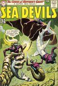 Sea Devils (1961) 8