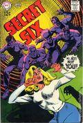 Secret Six (1968 1st Series) 5