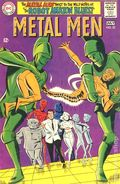 Metal Men (1963 1st Series) 32