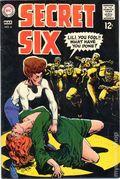 Secret Six (1968 1st Series) 6