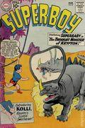 Superboy (1949-1979 1st Series DC) 87