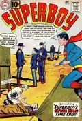 Superboy (1949-1979 1st Series DC) 91