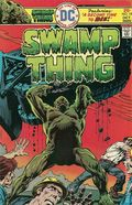 Swamp Thing (1972 1st Series) 19