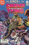 Swamp Thing (1982 2nd Series) 22