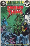 Swamp Thing (1982 2nd Series) Annual 2