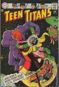 Teen Titans (1966 1st Series) 12