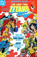 New Teen Titans (1984 2nd Series) New Titans 15