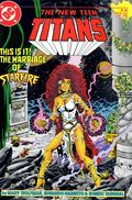 New Teen Titans (1984 2nd Series) New Titans 17