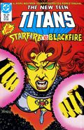New Teen Titans (1984 2nd Series) New Titans 23