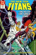 New Teen Titans (1984 2nd Series) New Titans 33
