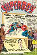 Superboy (1949-1979 1st Series DC) 107