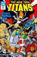 New Teen Titans (1984 2nd Series) New Titans 34
