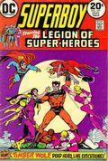 Superboy (1949-1979 1st Series DC) 197