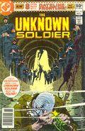 Unknown Soldier (1977 1st Series) 245