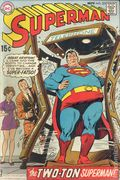 Superman (1939 1st Series) 221