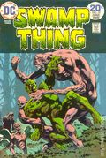 Swamp Thing (1972 1st Series) 10