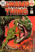 Swamp Thing (1972 1st Series) 12