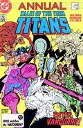 New Teen Titans (1980) Annual 4