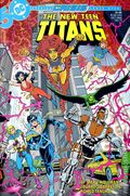 New Teen Titans (1984 2nd Series) New Titans 13