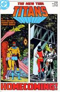 New Teen Titans (1984 2nd Series) New Titans 18