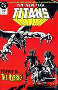 New Teen Titans (1984 2nd Series) New Titans 24