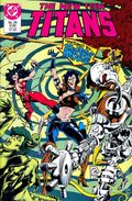New Teen Titans (1984 2nd Series) New Titans 26