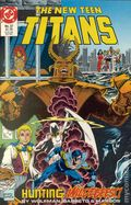 New Teen Titans (1984 2nd Series) New Titans 37