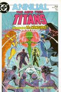 New Teen Titans (1984) Annual 1